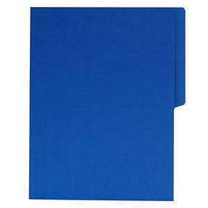Folder Reciclado Azul
